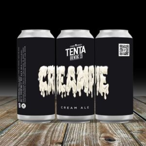 Cream Ale elaborada en Madrid.